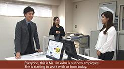 Udemy eラーニング動画教材「日本企業入社準備用 中級ビジネス日本語(JLPT N3レベル)英語版」